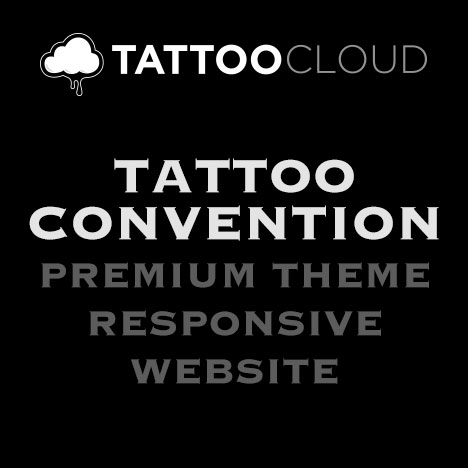 Tattoo Convention Website